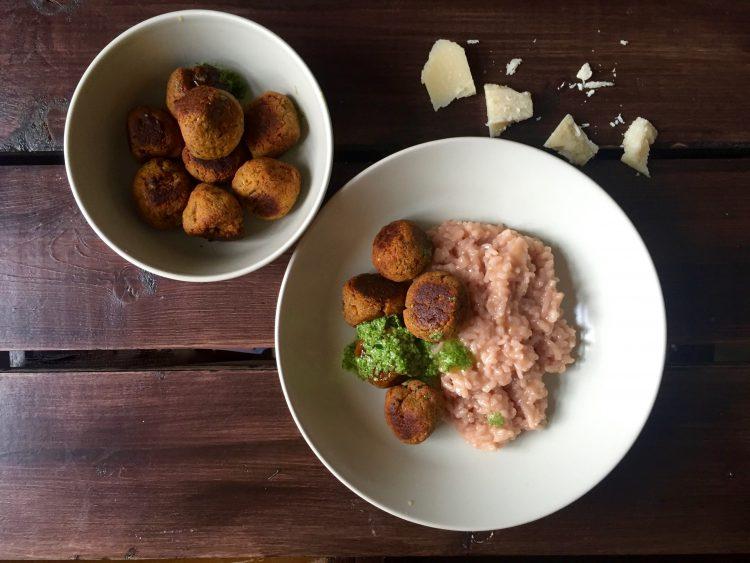 Risotto-mit-gemüse-bällchen