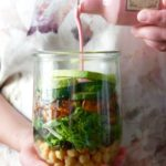 #fitfood: A really nice salad in a jar