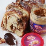 [advertisement] Babka with peanut butter and chocolate